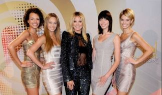 Finale bei Germany's Next Topmodel 2012: Dominique, Kasia, Sarah-Anessa und Luisa im Check. (Foto)
