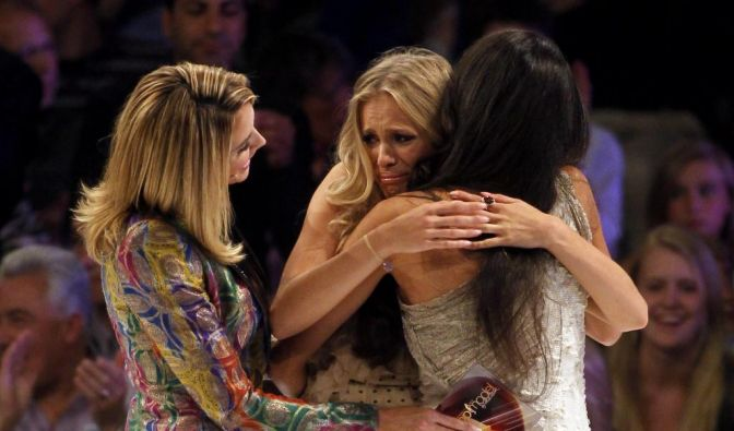 "Finale ""Germany's next Topmodel"" (Foto)"