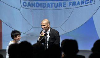 Finale Präsentation der EM-Kandidaten für 2016 (Foto)
