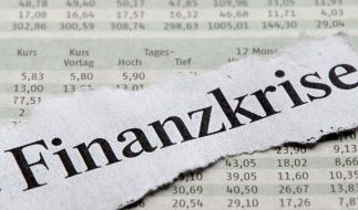 «Finanzkrise» ist Wort des Jahres (Foto)