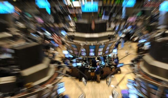 Finanzkrise (Foto)