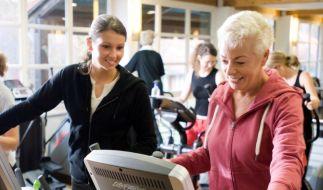 Fitnessstudio (Foto)