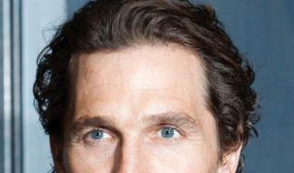 Fitnesstips von Matthew McConaughey (Foto)