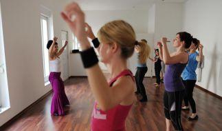 Fitnesstrend Zumba: Wenn das Workout zur Party wird (Foto)