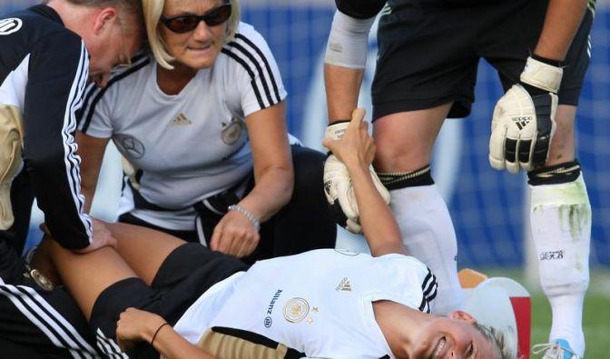 Fitschen warnt vor Schweiz - Simic schwer verletzt (Foto)