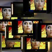 Flachbild-Fernseher bleiben ein Trend der IFA.
