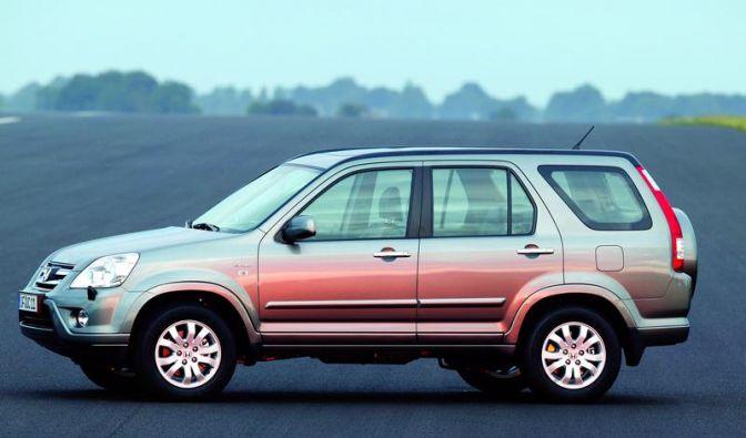 Flitzer ohne Tücken:Honda CR-V hat kaum Pannen (Foto)