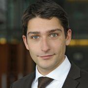 Florian Bernschneider ist mit 24 Jahren der jüngste Abgeordnete im Deutschen Bundestag.