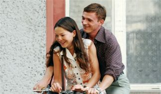 Florian Lukas und Hannah Herzsprung (Foto)
