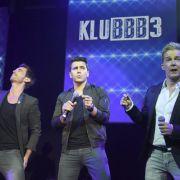 """Florian Silbereisen, Jan Smit und Christoff De Bolle sind als """"Klubbb3"""" dick im Geschäft. (Foto)"""