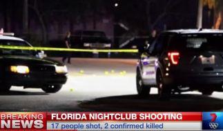 Schießerei vor Club in Florida
