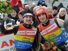 Florschütz/Wustlich vor Sieg im Gesamt-Weltcup (Foto)