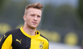 Flucht nach Fan-Belagerung: Marco Reus will sich lieber auf den BVB konzentrieren. (Foto)