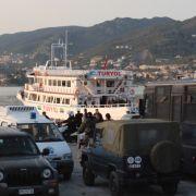 Rückführung von Migranten aus Lesbos in die Türkei hat begonnen (Foto)