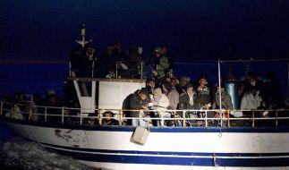 Flüchtlingsdrama vor Lampedusa: 250 Tote befürchtet (Foto)