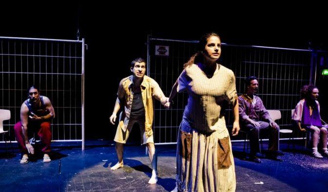 Flüchtlingsschicksale beim Theaterfestival Graz (Foto)