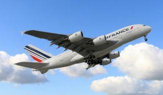 Flüge mit dem A380 (Foto)