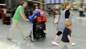 Fluggepäck (Foto)