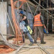 Flughafen BER: Verzögerung durch insolvente Baufirma (Foto)