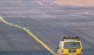Flughafen-Streik: Infos und Hotlines für Reisende (Foto)
