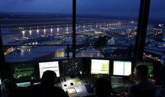Fluglotsen-Verhandlungen gescheitert (Foto)