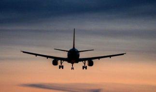 Flugreisen  (Foto)