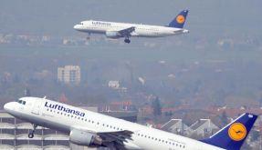 Flugsicherung: Luftverkehr über Deutschland rückläufig (Foto)
