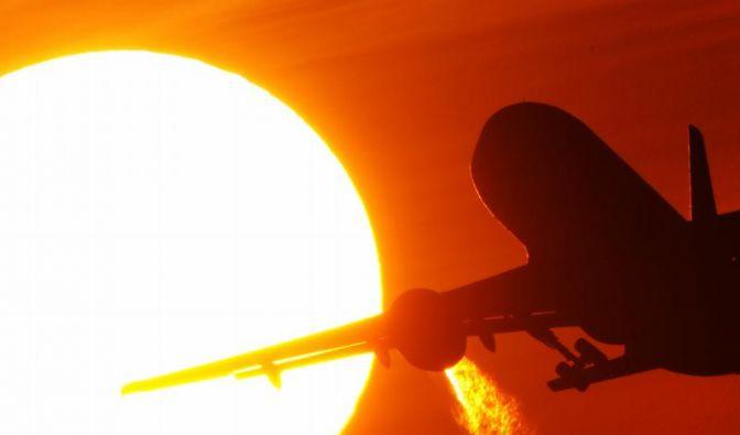 Flugticketsteuer soll 2012 etwas stärker sinken (Foto)