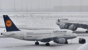 Flugverkehr in Europa entspannt sich (Foto)