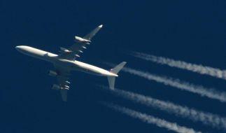 Flugzeug (Foto)