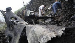 Flugzeugabsturz (Foto)