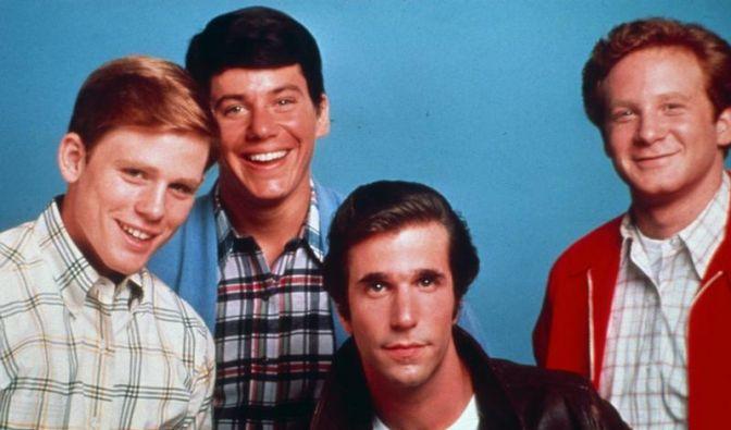 Fonzier und die 50er: TV-Serie «Happy Days» auf DVD (Foto)