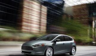 Ford baut neuen Focus auch als Elektroauto (Foto)