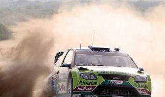 Ford bleibt in der Rallye-WM - Solberg kommt (Foto)