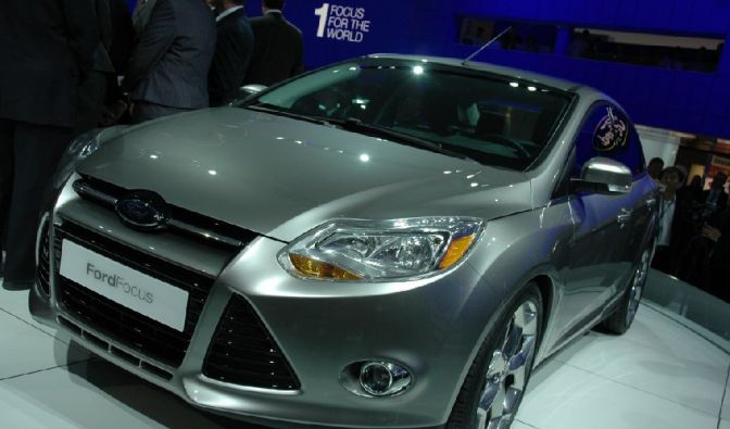Ford Focus 2011 (Foto)