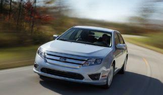 Ford Focus Hybrid (Foto)