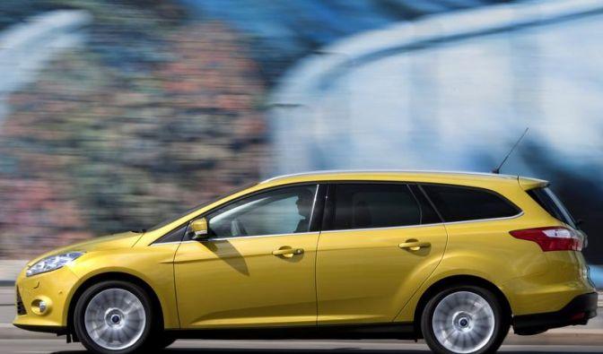 Ford Focus jetzt als Kombi erhältlich (Foto)