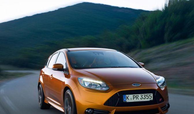 Ford Focus ST: Neues Sportmodell kostet ab 27 950 Euro (Foto)