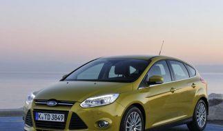 Ford Focus startet im März für 17 850 Euro (Foto)