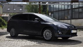 Ford Focus Turnier (Foto)