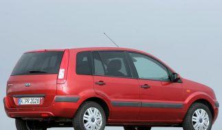 Ford Fusion: Auslaufender Lückenfüller mit Qualitäten (Foto)