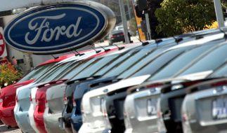 Ford gewinnt US-Amerikaner mit Spritspar-Autos (Foto)