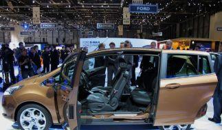 Ford-Neuheiten in Genf: Kleinwagen bis Kompakt-SUV (Foto)