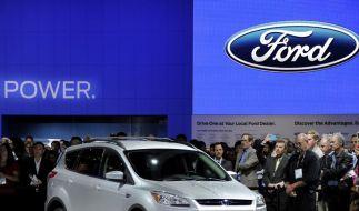 Ford ruft fast halbe Million Autos zurück (Foto)