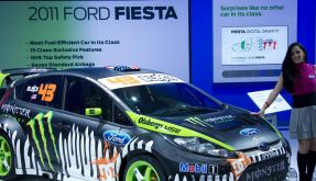Ford schafft bestes Ergebnis seit einer Dekade (Foto)