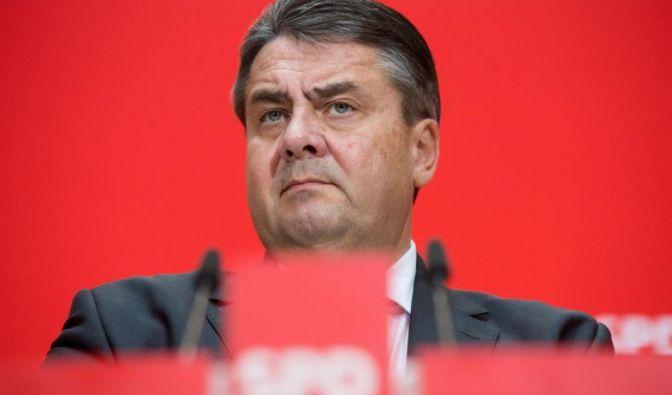 Fordert eine Wohnsitzauflage für Flüchtlinge und Asylbewerber: SPD-Parteichef und Vizekanzler Sigmar Gabriel. (Foto)