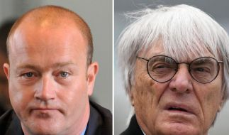Formel 1-Affäre: Ex-Bankvorstand schweigt vor Gericht (Foto)