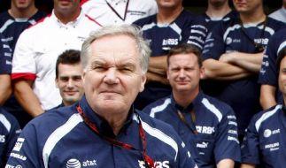 Formel 1: Head nimmt nach 34 Jahren seinen Hut (Foto)