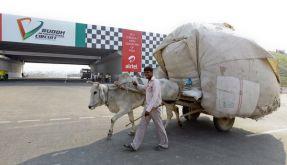 Formel 1 in Indien (Foto)