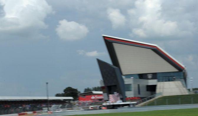 Formel 1 in Silverstone: Heimspiel für fast alle (Foto)
